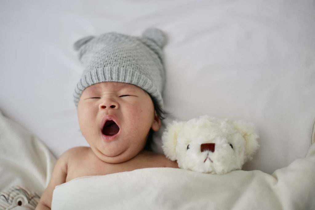 How to Put a Teething Baby to Sleep